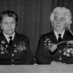 Одесса 1987 8 марта Училище для иностранных студентов Казачинская М.Я. Лисовая Д.П.